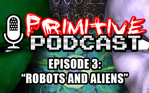 Episode 3: Robots and Aliens